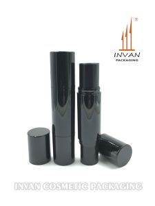 92ee81e59d4 New Design Round Black Matte Empty Custom Double-Head Concealer Tube  Foundation Tube