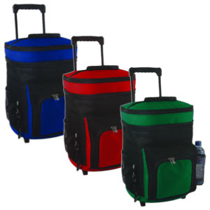 Fashion Trolley Duffel Bag for Outdoor Travel Sports Promotion