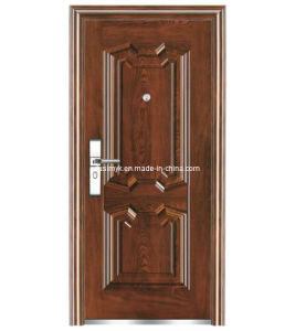 High-Quality Soundproof Steel Doors (FX-B0367) pictures & photos