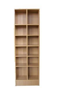 Bookcase/MDF Bookcase/Particleboard Bookcase/2017 New Style Bookcase pictures & photos