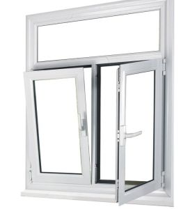 Aluminum Alloy Manufacturer Double Open Window Tilt and Turn