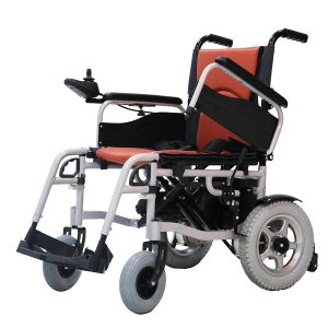 Foldable Automatic Electric Wheelchair (BZ-6201)