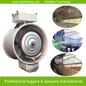 China Industrial Water Mist Fan, Industrial Humidifier, Indoor ...
