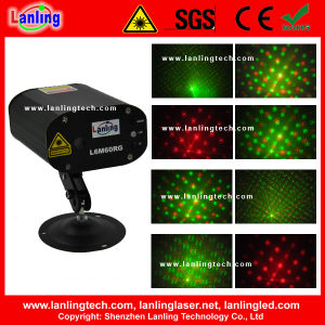 Lanling Disco Christmas Mini Laser Light pictures & photos