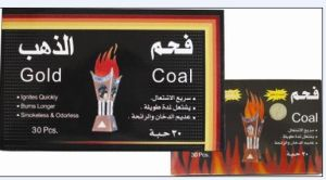 Arab Hookah Charcoal (9cm strip)