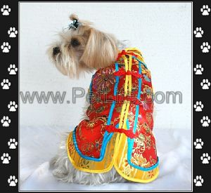 Pet Apparel /Traditional Dog Clothes (A0078)