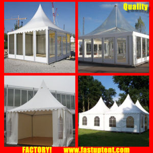 Clear Tent Transparent High Peak Gazebo Tent for 200 People Seater Guest & China Clear Tent Transparent High Peak Gazebo Tent for 200 People ...