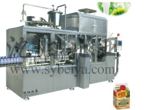 Automatic Liquid Egg Filling Sealing Machines pictures & photos