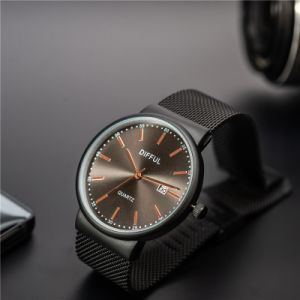 Wholesale Men Watches Waterproof Casual Wrist Watch pictures & photos