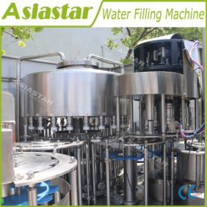 Fully Automatic Mineral Pure Water Bottling Filling Machinery pictures & photos