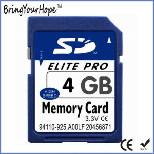 OEM 128MB to 4GB SD Memory Card pictures & photos