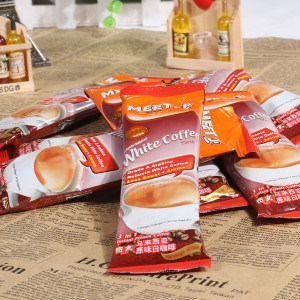 Automatic Coffee Small Bag Weighing Filling and Wrapping Packing Machine Fz-100c pictures & photos