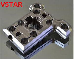 Customized High Precision CNC Machining Part by Steel Factory Price pictures & photos