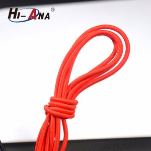 Manufacuring Oeko-Tex Standard Various Colors Elastic Cord Lanyard pictures & photos