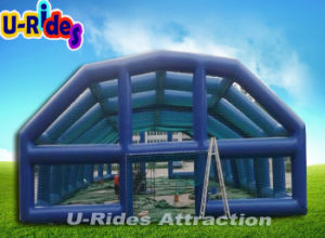 inflatable removable house beam and tube air tight tent for event or advertising pictures & photos