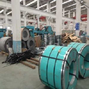 Half Copper 201 Stainless Steel Coil in Superior Quality