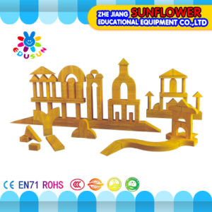 Children Wooden Desktop Toys Developmental Toys Building Blocks Wooden Puzzle (XYH-JM006)