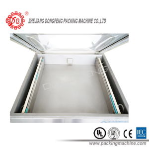 Meat Vegetables Vacuum Sealer for Fresh Food (DZQ-400B) pictures & photos