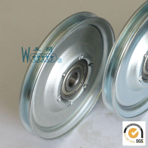 Auto V-Ribbed Belt Tension Pulley pictures & photos