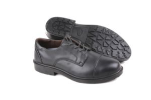 Office Safety Shoes with Composite Toe and Kevlar pictures & photos