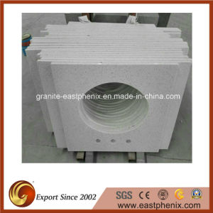 Hot Selling Beige Quartz Stone Vanity Tops