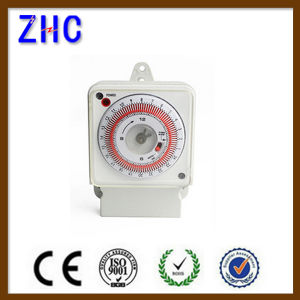 Multifunctional AC 220V 24 Hours Daily Programmable Mechanical Timer pictures & photos