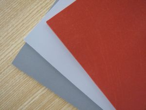 Silicone Sponge Rubber Sheet, Silicon Foam Rubber Sheet for Industrial Grade pictures & photos
