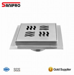 2015 Customized Adjustable Floor Drain Trap pictures & photos