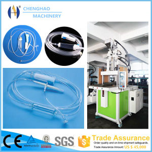 Vertical Servo Motor Silicone Injection Moulding Machine with CE