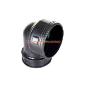 Nonstandard PVC Plastic Angle Boot / Reducing Pipe / Corner Tube Joint Fittings Connector pictures & photos