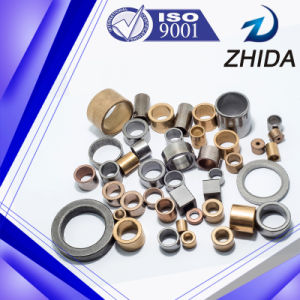 Powder Metallurgy Sintered Bronze Bushing with ISO Certificated