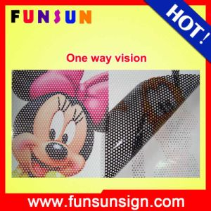 One Way Vision Billboard (Width: 0.98m/1.06m/1.27m/1.37m/1.52m) pictures & photos
