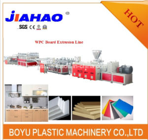 WPC PVC Kitechen Cabinet Foam Board Production Line