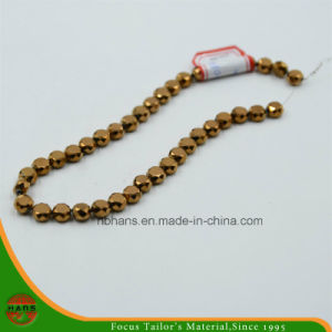 8mm Crystal Bead, Button Pearl Glass Beads Accessories (HAG-08#) pictures & photos