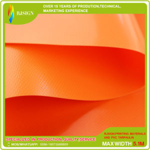 Knitting Fabric 900g PVC Tarpaulin pictures & photos