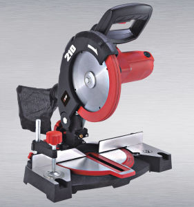 Power Tools 1200W Compound Sliding Miter Saw with 210mm Blade
