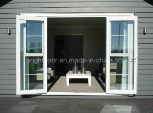 Custom Made Front French Doors pictures & photos