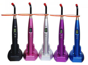 Wireless Rechargeable LED Curing Light