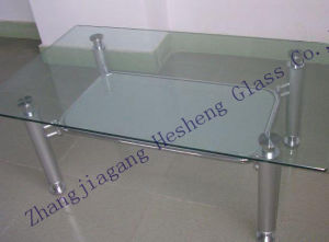 Armored Tempered Glass for Dining Table