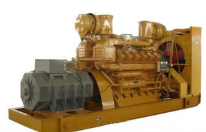 Diesel Powered Standby Generator Set Exported to Russia pictures & photos