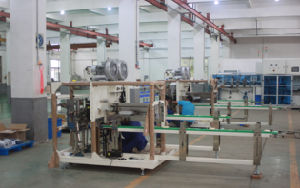 Sanitary Pads Packing Equipment with The German Temperature Control System  Machine