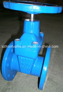 BS5163 Metal Seated Cast Iron Gate Valve pictures & photos