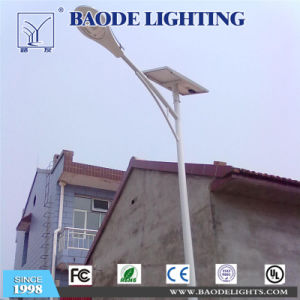 6m 30W Solar LED Street Lamp with Coc Certificate pictures & photos