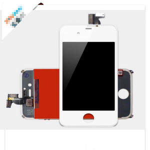 Original Mobile Phone LCD for iPhone 4 LCD Digitizer Assembly pictures & photos