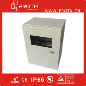 IP66 Metal Electrical Wall Mounted Distribution Box pictures & photos
