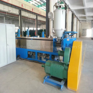 Single Screw Wire Cable Extrusion Machine pictures & photos