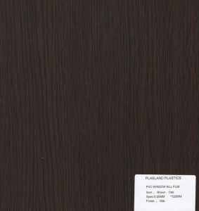 Decorative Sheet, PVC Wood Grain Decorative Sheet pictures & photos
