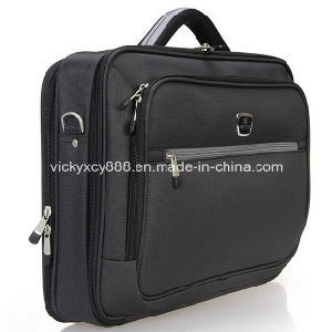 Single Shoulder Business Travel Laptop Computer Notebook Case Bag (CY6854) pictures & photos