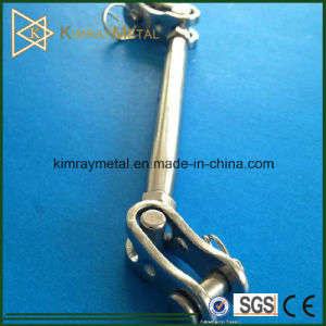 316 Stainless Steel Closed Body Toggle Turnbuckle