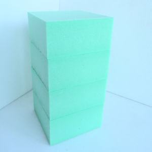 Fuda Extruded Polystyrene (XPS) Foam Board B3 Grade 300kpa Green 50mm Thick